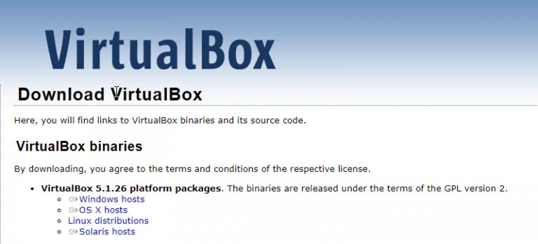 Cài đặt hệ điều hành Windows XP trên Virtual Box