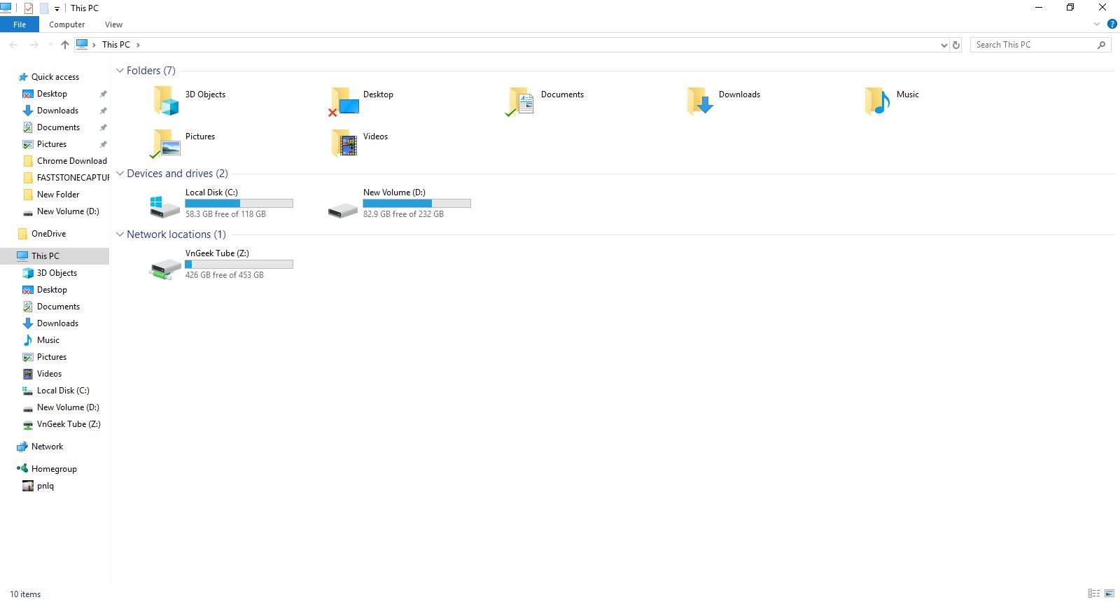 Thêm ổ đĩa Linux từ xa vào Windows thông qua SSHFS – VnGeek