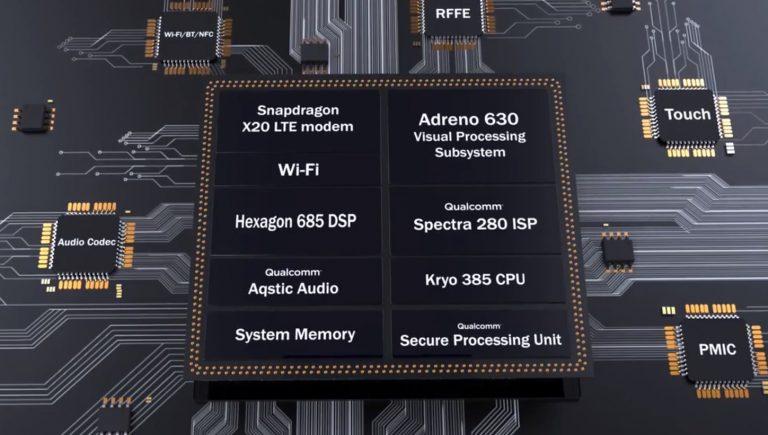 So sánh Chip di dộng của Galaxy S9 (Qualcomm Snapdragon 845) với Chip Workstation Z220 (E3-1240v2) liệu có khập khiễng?
