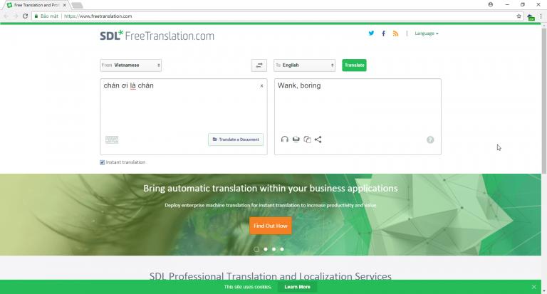 Google Translate Toolkit, liệu bạn có biết?