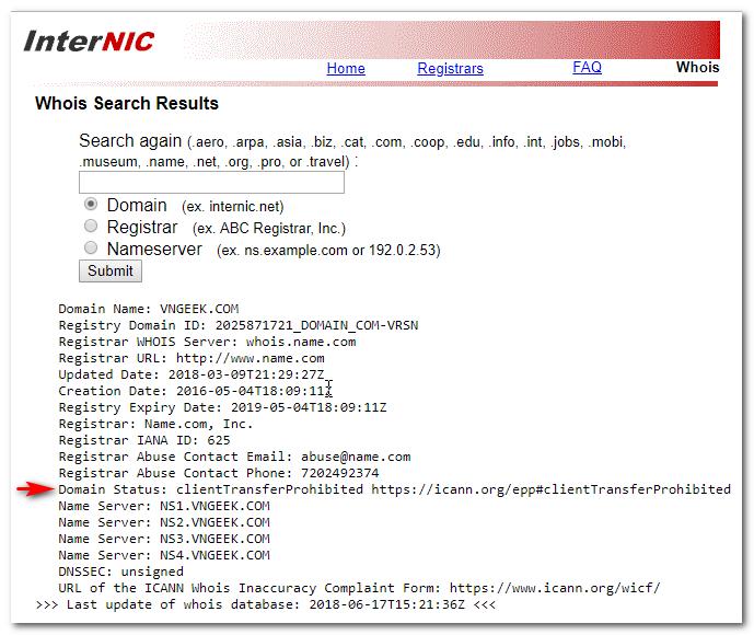 Registry Lock, có nên sử dụng dịch vụ này?
