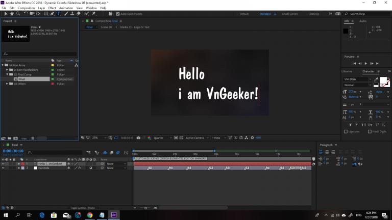 Nên chọn Premiere Pro hay After Effect