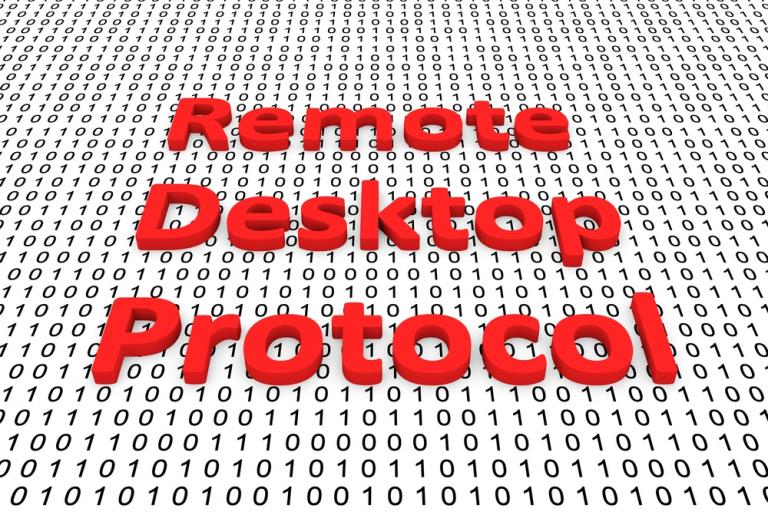 Tại sao đồ họa thông qua Remote Desktop rất lác?