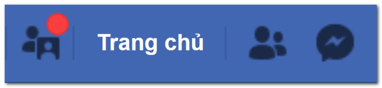 Bạn có để ý nút chuyển tài khoản của Facebook có gì lạ không?
