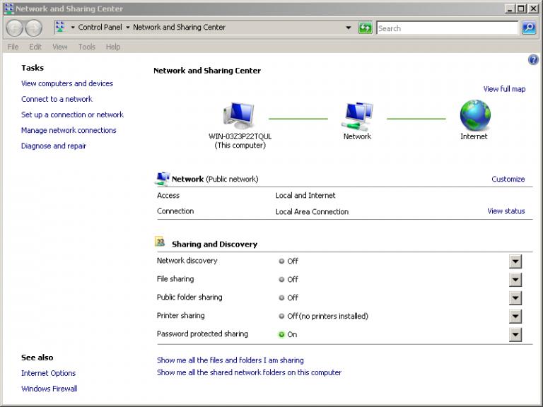 Wake on Lan trên Windows Server 2008