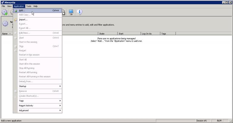 Tự động chạy ứng dụng, chương trình mỗi khi khởi động trên Windows Server không cần Log-on