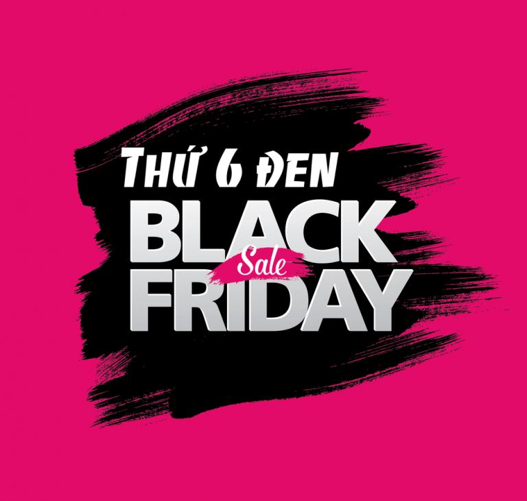 Black Friday 2019: 23/11 – Hãy tranh thủ mua sắm nhiều sản phẩm vì giá rẻ hơn rất nhiều