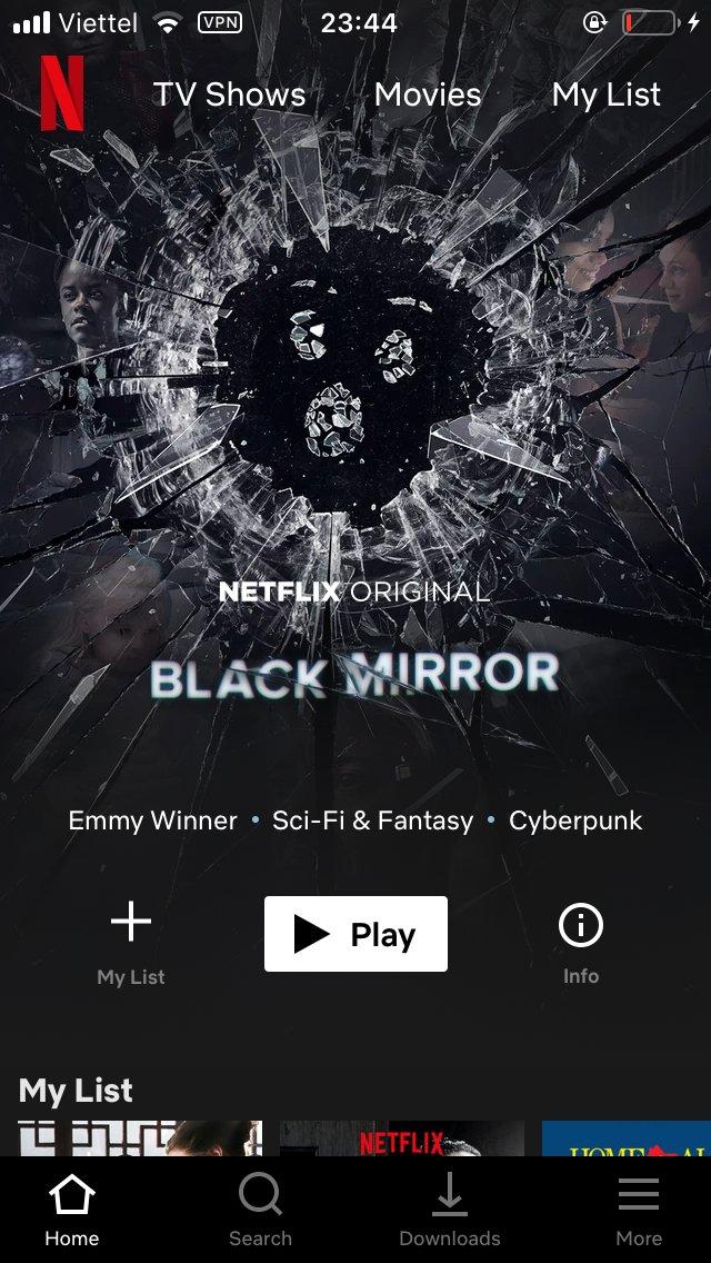 Black Mirror: Một bộ phim có nhiều kết, tùy vào người xem
